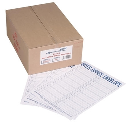 Picture of 9332Int C4 Pocket Inter Office Envelope White Box 250 229X324mm