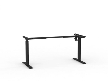 Picture of Agile Boost Electric Single Sided Desk 1200-2400 - Frame