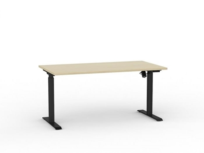 Picture of Agile Boost Electric Single Sided Desk 1800x800