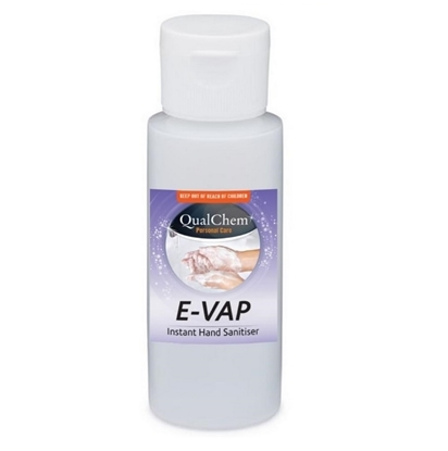 Picture of E-vap Hand Sanitiser Flip Top Cap 60ml