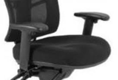 Picture of Buro Roma 3 Lever High Back-Arms